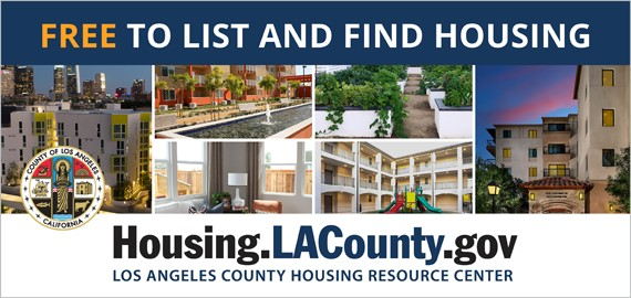 LA County Housing Resource Center